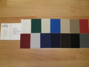 Kleuren Markilux