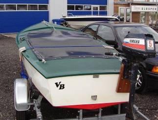 transportkleed volksboot